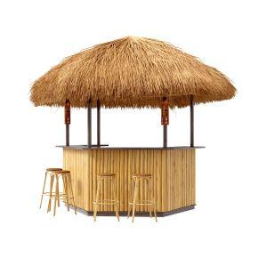 Beach Bar Bamboo Restaurant