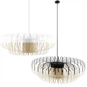 Bamboo Up And Down | Suspension Lamps
