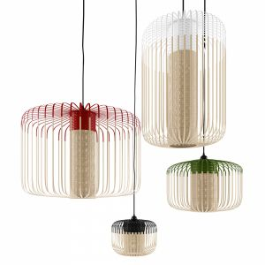 Bamboo Light | Suspension By Forestier