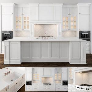 Kitchen Neo Classic White