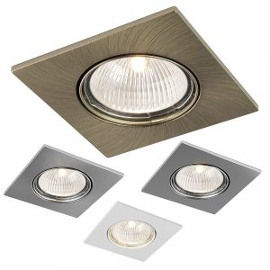 01194x Lega 16 Lightstar Recessed Spotlight