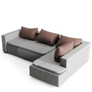 Mezzo Corner Sofa