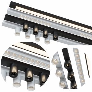 Modular Lighting Instruments Pista Set