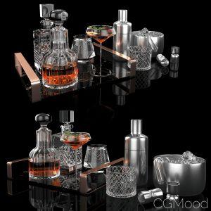 Sebastian Decanter Whiskey Set