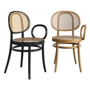 N0 Chair By Wiener Gtv Design