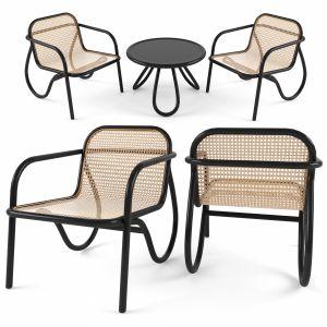 Chair N200 Vs Table Wiener Gtv Design