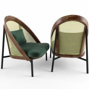 Chair Wooden Armchair Wiener Gtv Design