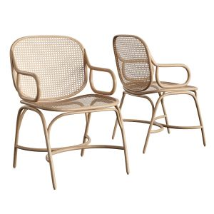 Chair With Armrests Expormim