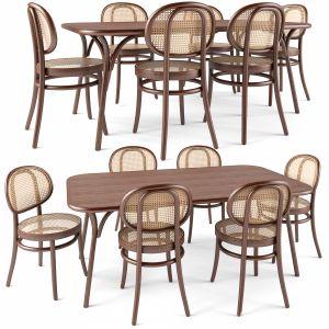 N0 Chair Table By Wiener Gtv Design