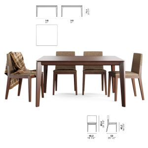 Dining Table+chair