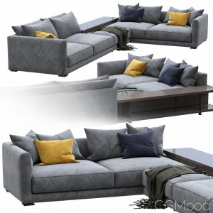 Poliform Sofa Bristol