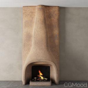 Shkrub Fireplace
