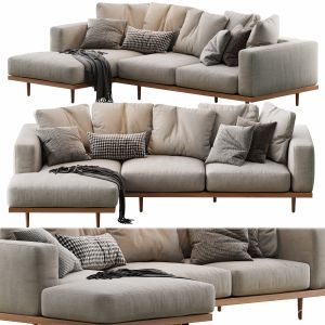 Newport 2-piece Chaise Sectional