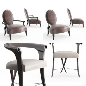 Christopher Guy Armchairs