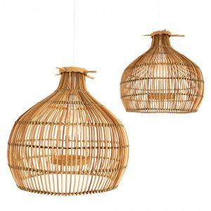 Rattan Lamp Bamboo 28