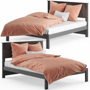 Queen Size Bed No.01 By Coastwood