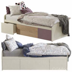 Crib Sandwich Line / Zalf Beds Set 52