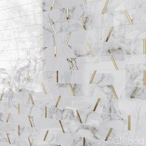 Matrix Trapezoid Tile