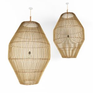 Bamboo Lamp 32