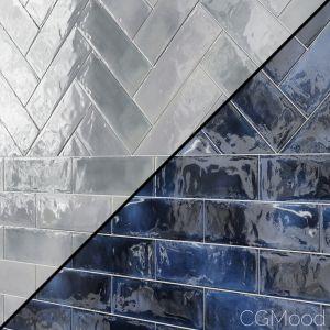 Diesel Camp White Glaze 4x12 Ceramic Tile