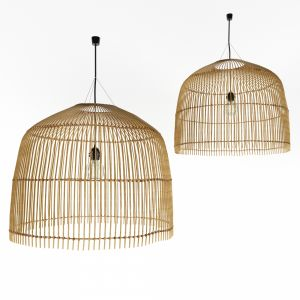 Bamboo Lamp 34