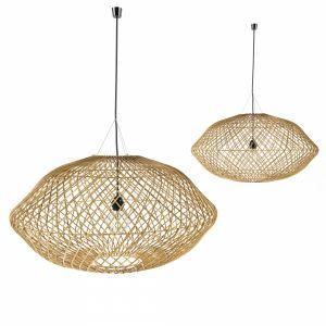 Bamboo Lamp 35