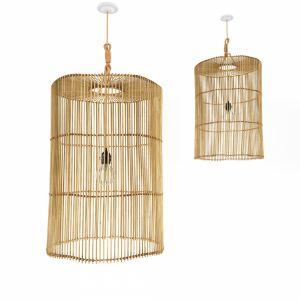 Bamboo Lamp 37