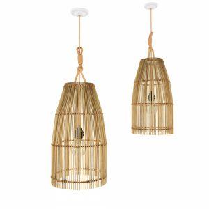 Bamboo Lamp 39