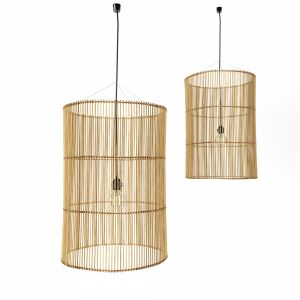 Bamboo Lamp 42