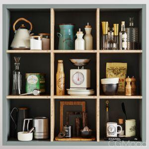 Kitchen Decorative Set 064
