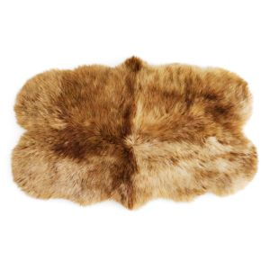 Animal Skin Sheepskin Rug
