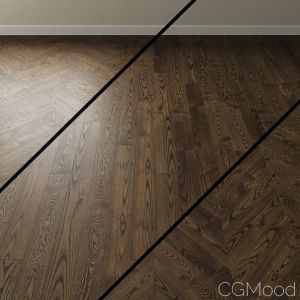 Parquet Ash Coswick. Inspire Mokka Bleached