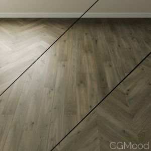 Parquet Oak Coswick. Inspire Heather Gray