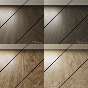 Parquet Oak Coswick Gray Collection
