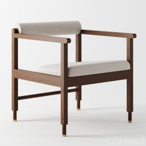 St. Charles Armchair By Volk Furniture
