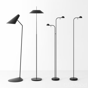 Floor Lamps By Vibia
