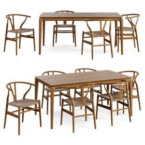 Ch24 Chair & Table