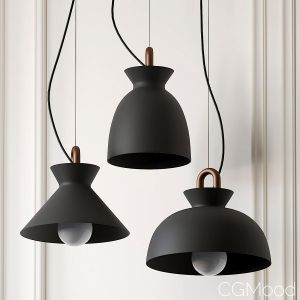 Colombo Modern Pendant Light By Tudo & Co