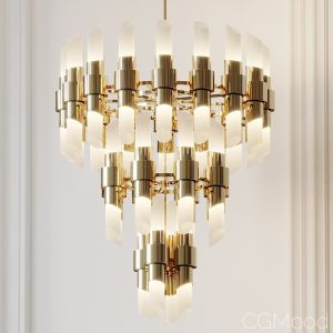 Tychho Chandelier By Luxuu