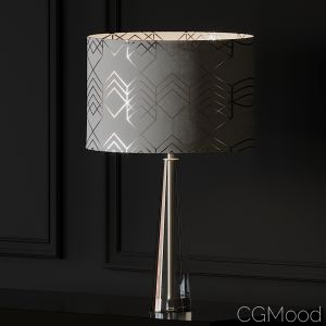 Geo Shade Modern Table Lamp