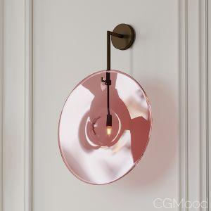 Orbe Wall Lamp By Veronese Paris