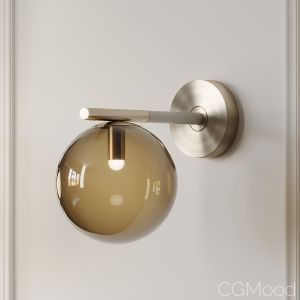 Grace N° 2 Wall Lamp By Prof