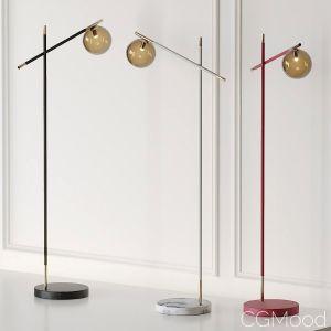 Grace N°2 Floor Lamp By Prof