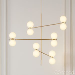 Grace N°2 Pendant Lamp By Prof