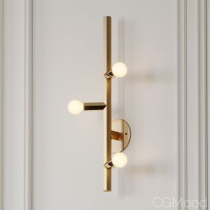 Linden Sconce For The Future Perfect