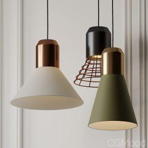 Classicon Bell Light Pendant Lamps