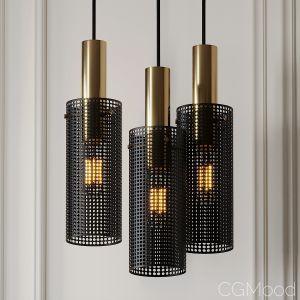 Rubn Vouge Small Pendant Lamp By Rubn