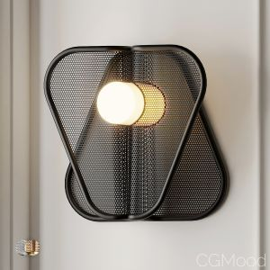 The Sovereign Wall Sconce By Studio Carol Egan