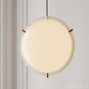 Clam Pendant By Daniel Schofield