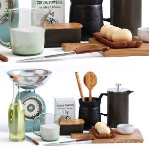 Kitchen Decorative Set 063